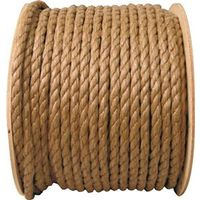 Wellington 14195 Twisted Spliceable Unmanila Rope