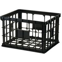 Large Crate, Black