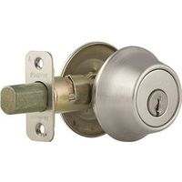 Kwikset 660M26D Signature Single Cylinder Dead Bolt