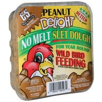 C and S Products Peanut delight Suet Dough, 11.75 Ounces
