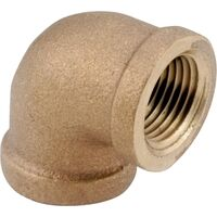 Low Lead Brass Elbow, 1/8""