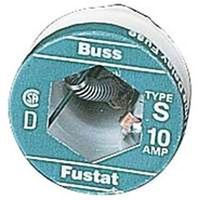 Bussmann S-10 Low Voltage Time Delay Plug Fuse