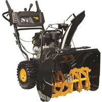 Poulan PR270 Powered Snow Thrower With Power Steering