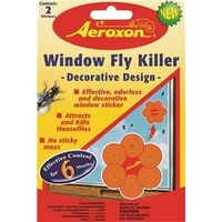 Aeroxon Window Fly Killer, 2 Pk