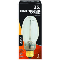 Medium Base Hi Pres Sodium, 35 Watt