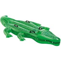 "Ride-On Giant Floating Gator, 84"" x 50"""