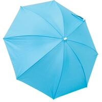 Clamp On Umbrella, Blue