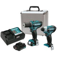 DRILL/DRIVER 12V KIT LITH-ION