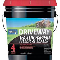 Henry HE200411 Driveway Filler And Sealer
