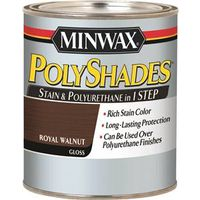 PolyShades 21450 One Step Oil Based Wood Stain and Polyurethane