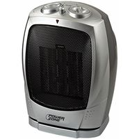 Homebasix PTC-903B Oscillating Electric Heater