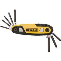 DeWalt Torx DWHT70264 Locking Hex Key Set