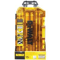 TOOL ACCESSORY KIT 1/4IN-3/8IN