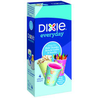 Dixie Decor Bathroom Cups, 5 oz