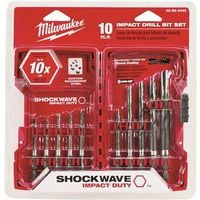 Shockwave 48-89-4445 Drill Bit Set