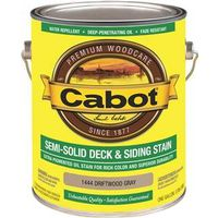 Cabot 1444 Oil Based Semi-Solid Deck and Siding Stain