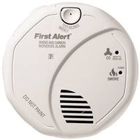 First Alert SCO5B Single Gas Detector