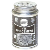 Electrical Conduit Cement, 4 oz