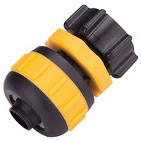 COUPLING HOSE 5/8-3/4IN FEMALE