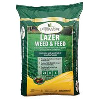 LAWN WEEDFEED LAZER 24-0-4 15M