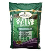 LAWN WEEDFEED SOUTH 25-0-5 10M