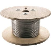 WIRE ROPE 3MM 1X19 100FT SS