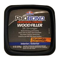 PB WOOD FILLER STAINABLE1/2PT