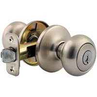 COVE ENTRY SMT SATIN NICKEL BX