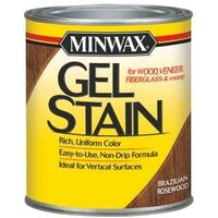 Minwax Interior Oil Gel Stain, 1 Qt Red Elm