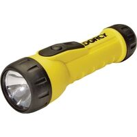Worklight Flashlight with Batteries, 2D