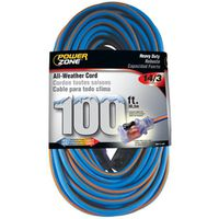 Powerzone ORC530735 SJEOW All Weather Extension Cord