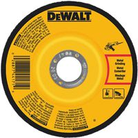 Dewalt DW4542 Type 27 Depressed Center Grinding Wheel