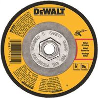 Dewalt DW4548 Type 27 Depressed Center Grinding Wheel