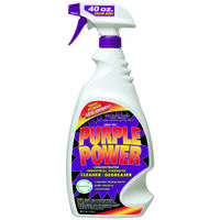 Purple Power Cleaner & Degreaser, 40 oz