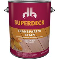 Superdeck DPI019054-16 Transparent Wood Stain