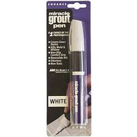 Miracle GRT-PEN-WHT Grout Pen
