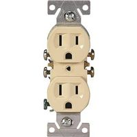 Cooper 270V10 Grounded  Duplex Receptacle