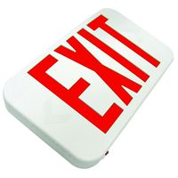 Howard HL0301 Slimline Exit Sign