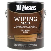 Old Masters 12001 Interior/Exterior Wiping Stain