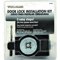 Bi-Metal Lock Installation Kit
