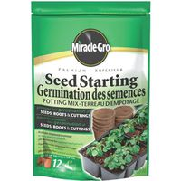 Miracle-Gro 751783 Seed Starting Potting Mix