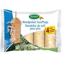 Armstrong Milling 1022061 Woodpecker Suet Plug