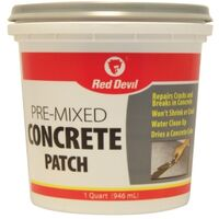 Pre-Mix Concrete Patch, 1 Qt