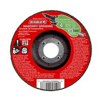 GRINDING DISC MASONRY DC 4 IN