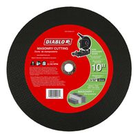 CUTOFF DISC MASONRY 10 IN