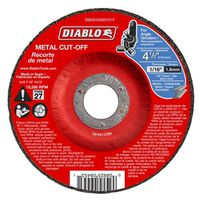 CUTOFF DISC METAL DC 4-1/2IN