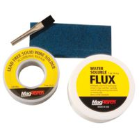 SOLDER WIRE KITS WATER SOLUBLE