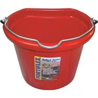 Fortex/Fortiflex FB108R Flat Side Bucket