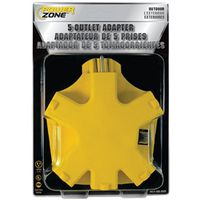 Powerzone ORAD5OUT Outlet Adapter