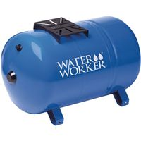 Water Worker HT-20HB Horizontal Pre-Charged Well Tank
